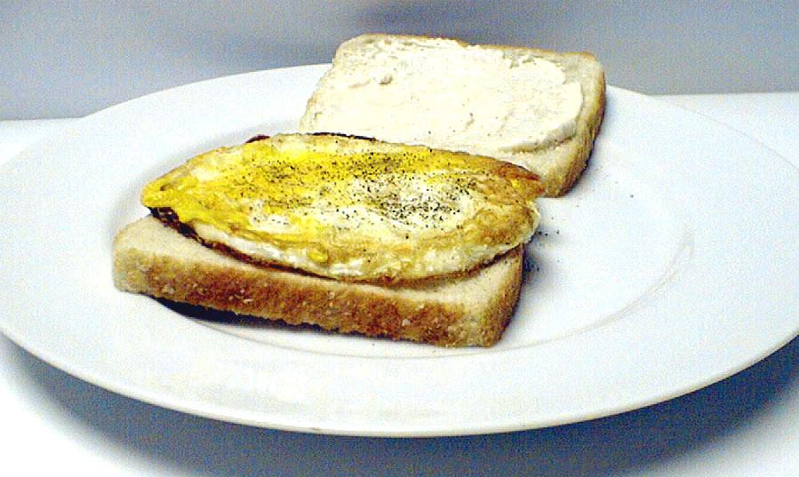 Fried Egg Sandwich Recipe — Dishmaps